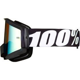100% Strata Goggles, outlaw-mirror